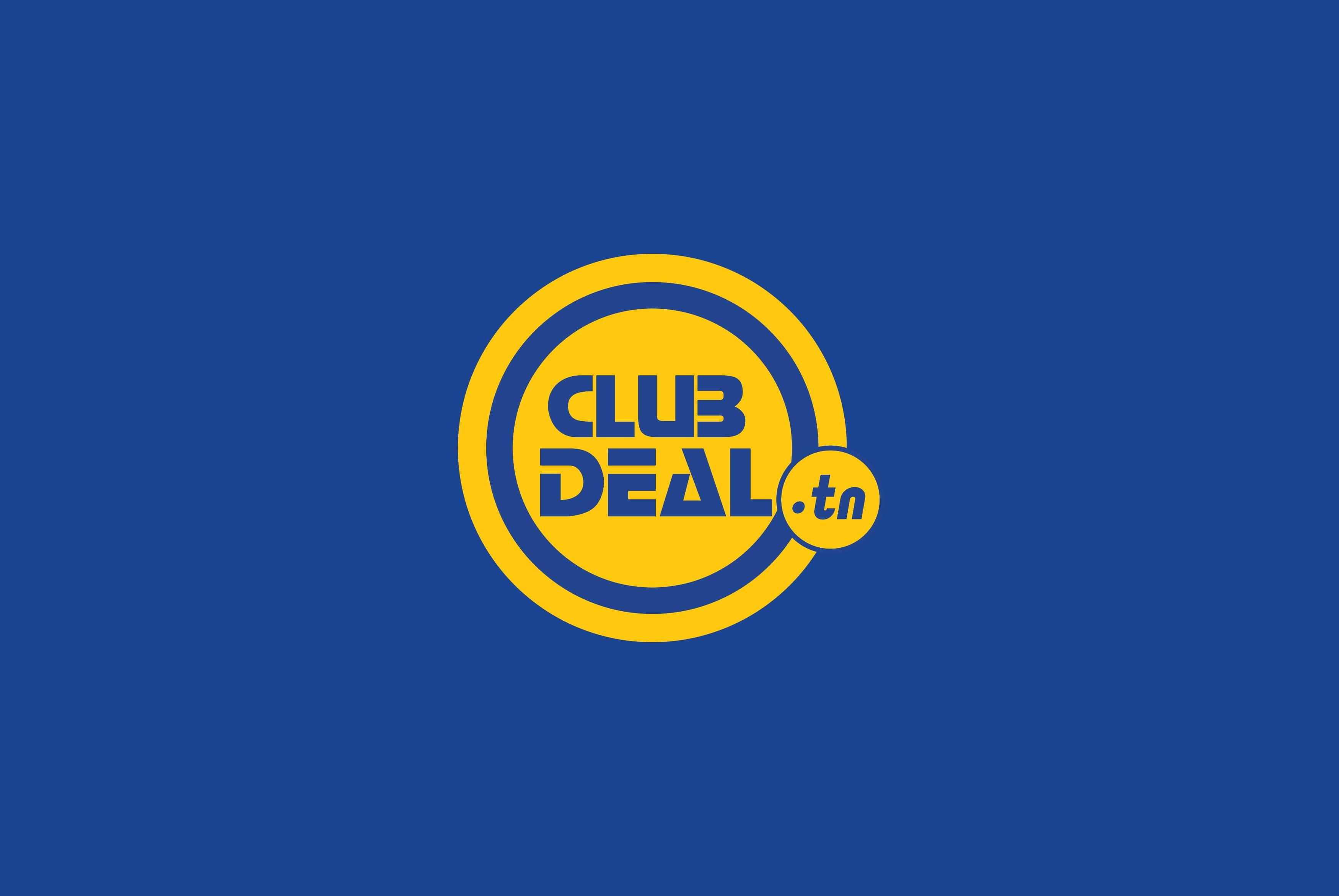 Charte graphique de la marque Club Deal