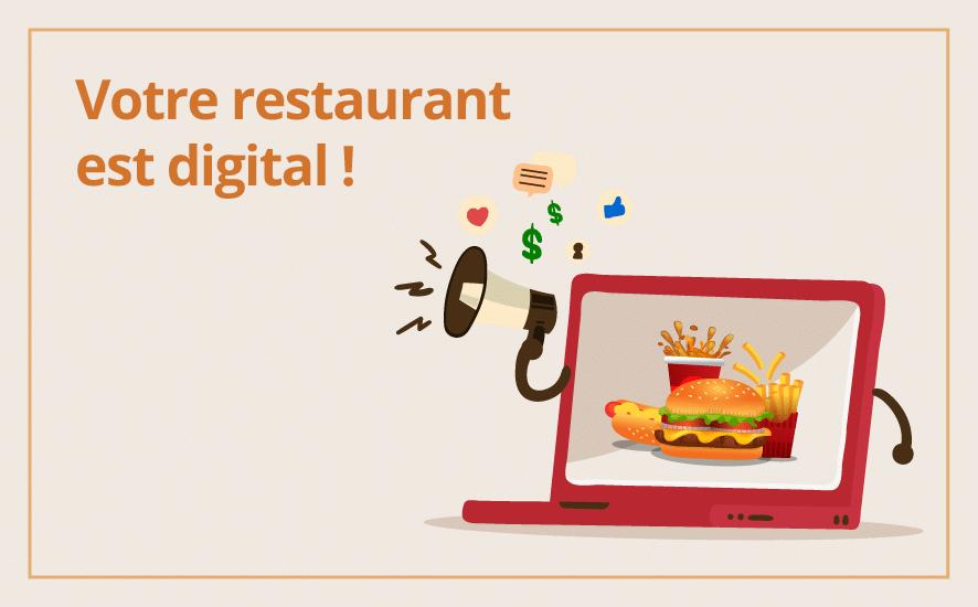 Les restaurateurs rencontrent plusieurs problèmes et défis afin de garder le développement de leurs activités. L'une des solutions les plus efficaces pour aider un restaurant est de devenir virale. Les sites Web, les répertoires spécialisés et les médias sociaux amèneront les restaurants à un autre niveau de réussite.