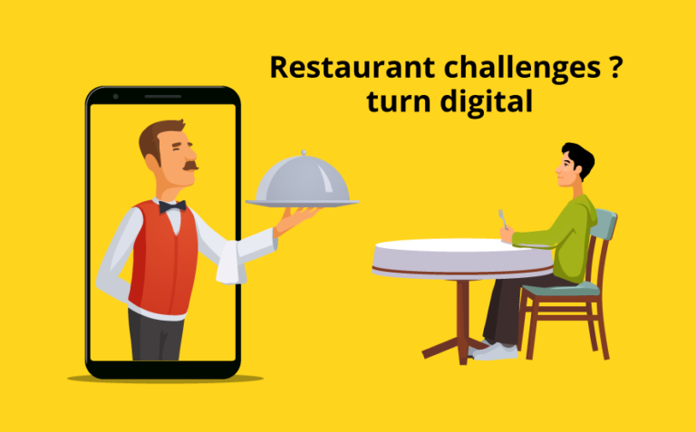 Although the obstacles that face the catering system in France, a lot of motivations and opportunities such as digitalizing your restaurant can make your business evolve and move forward.